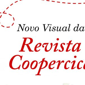 Novo visual da Revista Coopercica